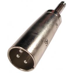Perėjimas mikrofonui 6.3-3P (1K-1K)