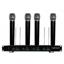 Belaidžiai mikrofonai VK740