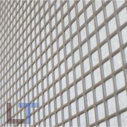 Kolonėlių grotelės 398 x 598 x 1,0mm