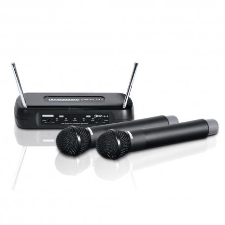 LD Systems ECO 2X2 HHD 2 bevieliai mikrofonai