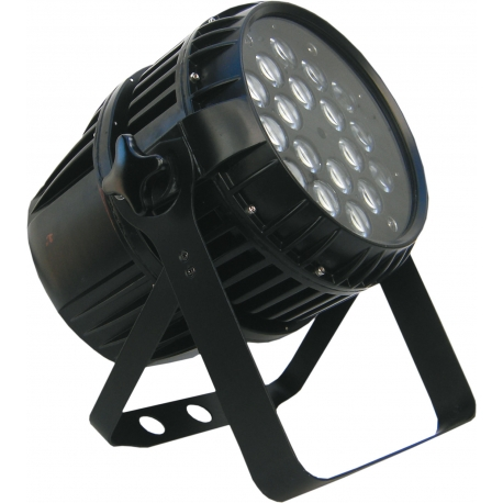 LED PAR 64 18x12W RGBW 4in1 ZOOM IP65