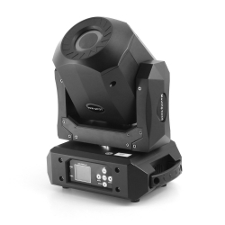 LED Moving Head 90W DIAMOND - ROTO PRISM 2x GOBO