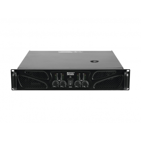 OMNITRONIC XPA-3004OMNITRONIC XPA-3004