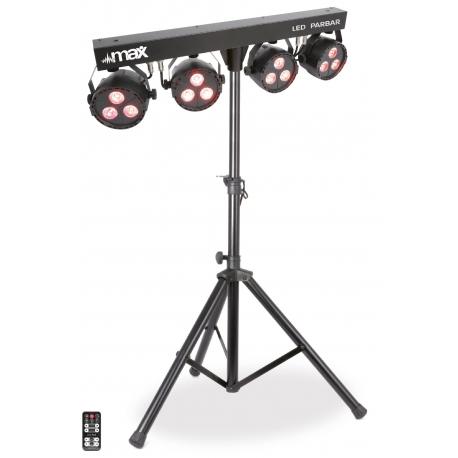 MAX LED Parbar