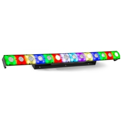 BeamZ LCB14 Hybrid LED BAR Pixel Control