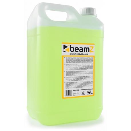 BeamZ Smokefluid 5L Standard Dark Yellow