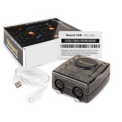 WiFi-USB DMX Interface with Light Rider/ESA2