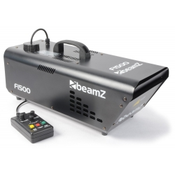 BeamZ F1500 Fazer with DMX and Timer controller