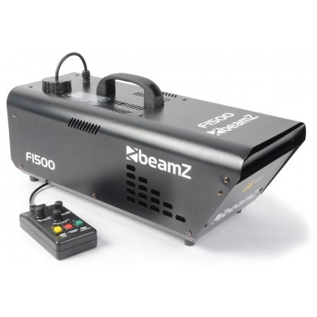 BeamZ F1500 Fazer with DMX and Timer controller