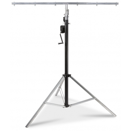 WLS35 WINCH UP LIGHTING STAND 4.5M T-BAR