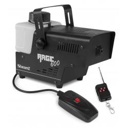 Dūmų mašina su belaidžiu valdikliu BeamZ RAGE 600