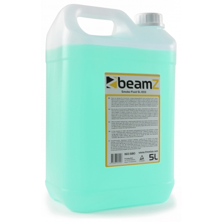 BeamZ Smokefluid 5lt ECO Green