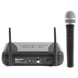 Skytec STWM721 1-Channel UHF Wireless Microphone System