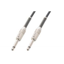 Guitar Cable 6.3 Mono - 6.3 Mono 3m
