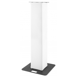 BeamZ P30 Tower 1.5 meter with white lycra
