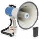 VONYX MEG065 Megaphone 65W USB SD Battery Record Siren Microphone