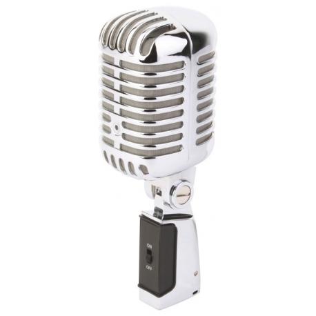 PDS-M02 Retro mikrofonas