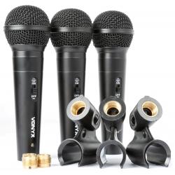 VONYX VX1800S dinaminių mikrofonų komplektas