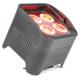 BeamZ BBP94 Battery Uplight Par 4x 10W