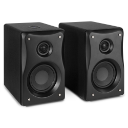 "VONYX BX40 Active Studio Monitors (Pair) 4"" USB BT"