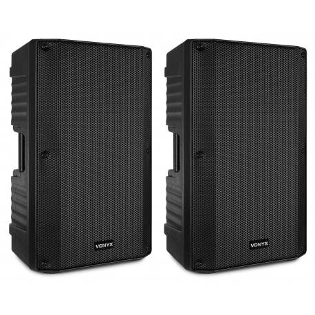"""VONYX VSA150S Active Stereo Speaker Set 15"""""""