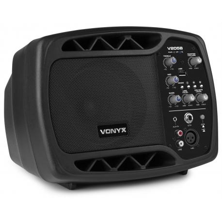 VONYX V205B Personal Monitor PA System with BT/USB