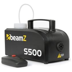 BeamZ S500 plastikinė dūmų mašina