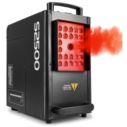 BeamZ S2500 Smoke Machine DMX LED 24x 10W 4-in-1