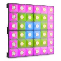 BeamZ LCB366 Hybrid LED Panel Pixel Control