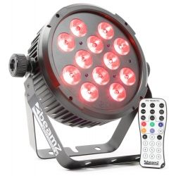 BeamZ BT310 FlatPAR 12x 6W 4-in-1 LEDs