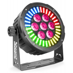 BeamZ BAC502 Aluminum LED Par