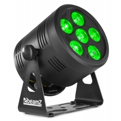 BeamZ BBP66 Battery Uplight Par
