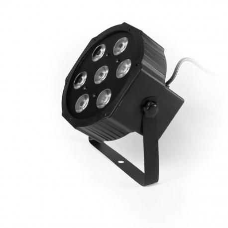 LED PAR 56 7x15W RGBWA+UV 6in1