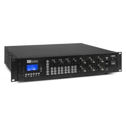PRM606 100V 6-Zone Matrix-Amplifier 360W (6x60W)