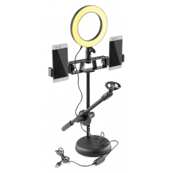 VONYX RL20 Ring Light + Table Stand