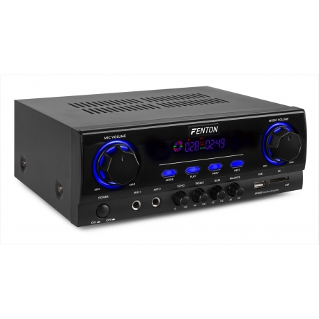 AV440 Karaoke Amplifier with Multimedia Player