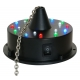 MBW18LED Battery Mirror Ball Motor with 18 LEDs