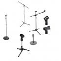 Mikrofonų stovai